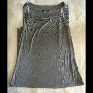 [cable & gauge] decorative tank top (Size: Medium)